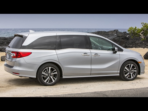 2018 Honda Odyssey - Everything You Ever Wanted to See / ALL-NEW Honda Odyssey 2018 Touring Elite