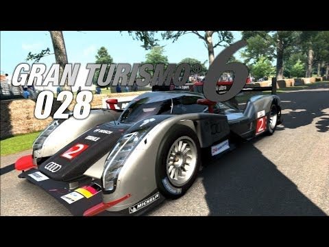 Let's Play Gran Turismo 6 #28 - Goodwood at its best! [Deutsch/Full HD]