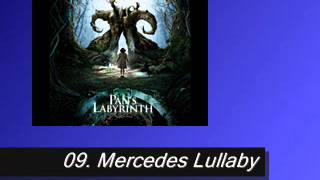 Pan´s Labyrinth Soundtrack 09. Mercedes lullaby