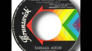 Barbara Acklin   Please Sunrise, Please