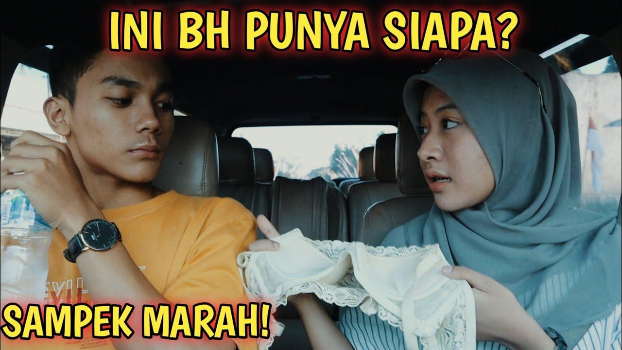 Download PRANK PACAR ADA BH DI MOBIL   SAMPEK MARAH