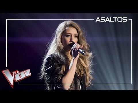 Palomy canta 'Durmiendo sola' | Asaltos | La Voz Antena 3 2019