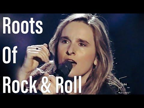 Melissa Etheridge  Roots of Rock & Roll VH1   8131994