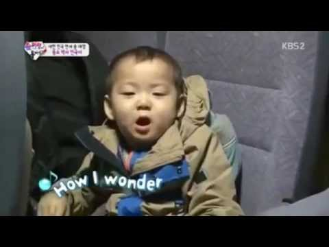 Minguk was born to be a singer