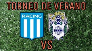 #7 Desafio Futbol Argentino Torneo De Verano 2019 ( Racing Club VS Gimnasia La Plata)