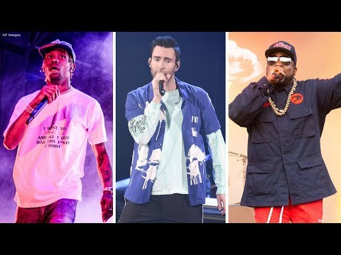Super Bowl halftime show performers: Maroon 5, Big Boi and Travis Scott Mp3