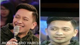 Jong Hilario Haircut With A Twist Midfade With A Line Up Youtube