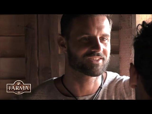 FARMA - Michal má toho plné zuby: Miša ma chce poštva? proti Renáte