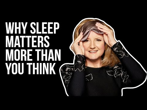 Arianna Huffington talks about her biggest failure