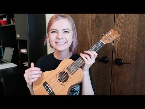 Aint No Rest For The Wicked  Cage The Elephant ukulele