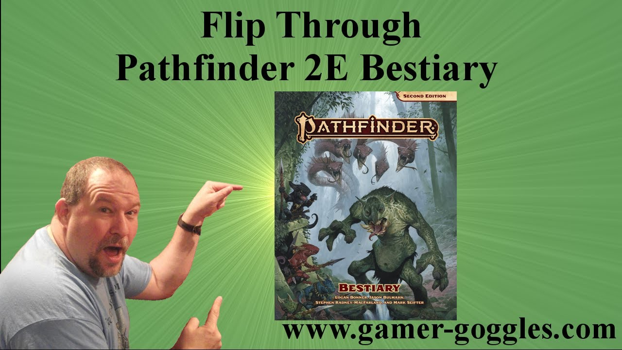 Pathfinder 2nd Edition Ancestry