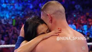 Nikki Bella & John Cena °Perfect Proposal °