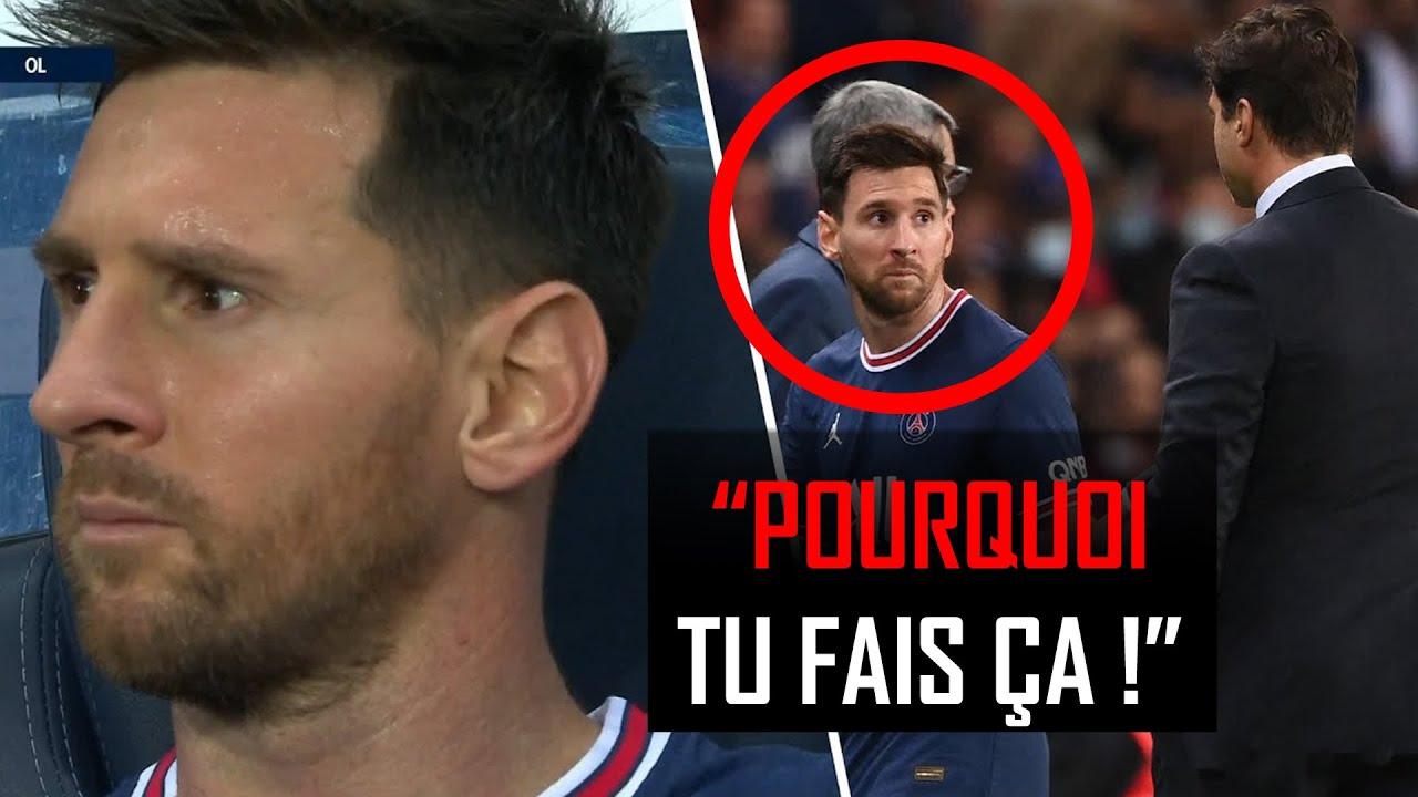 Pourquoi Messi est-il Si Furieux au PSG! [Révélation] | H5 Motivation