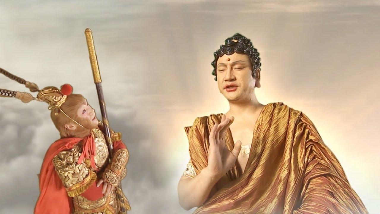 Mặt Đất Quá Hẹp Tôn Ngộ Không Lên Trời Thách Đấu Với Phật Tổ Như Lai Và Cái Kết   Tây Du Ký