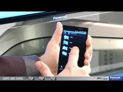 Panasonic VIERA - Tutorial Swipe and Share