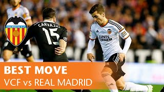 Video Gol Pertandingan Valencia CF vs Real Madrid
