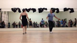 TLP - Level 2B Lindy Hop & Charleston - Week 2 (4/8/2015)