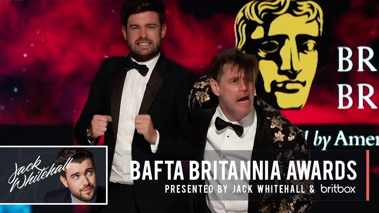 BAFTA Britannia Awards | Presented by Jack Whitehall & BritBox