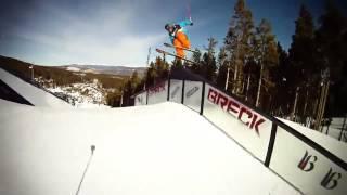 Лыжный фристайл