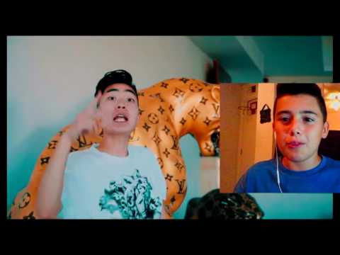 Reaction Video: RICE GUM'S NEW DISS TRACK ON TANNER FOX!!!