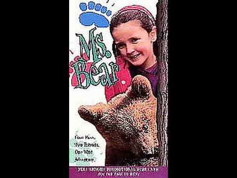 To Ms. Bear 1997 VHS