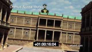 Domus Aurea outside