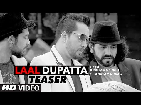 Laal Dupatta Song Teaser   Mika Singh & Anupama Raag   Latest Hindi Song    T-Series