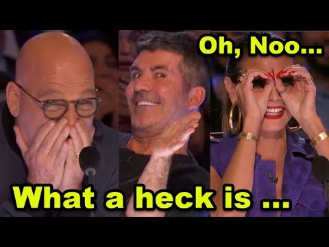 Top 10 ( ͡° ͜ʖ ͡°) FUNNIEST HILARIOUS ( ͡° ͜ʖ ͡°) Auditions EVER On Britain's Got Talent!