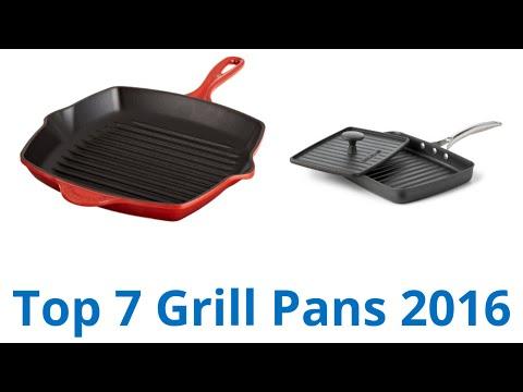 7 Best Grill Pans 2016