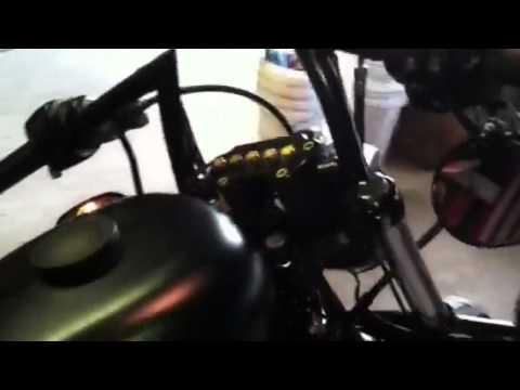 Iron 883 Bobber Youtube
