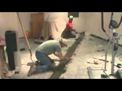 Basement water - Hydrostatic Preasure - Wet Basement Solutions