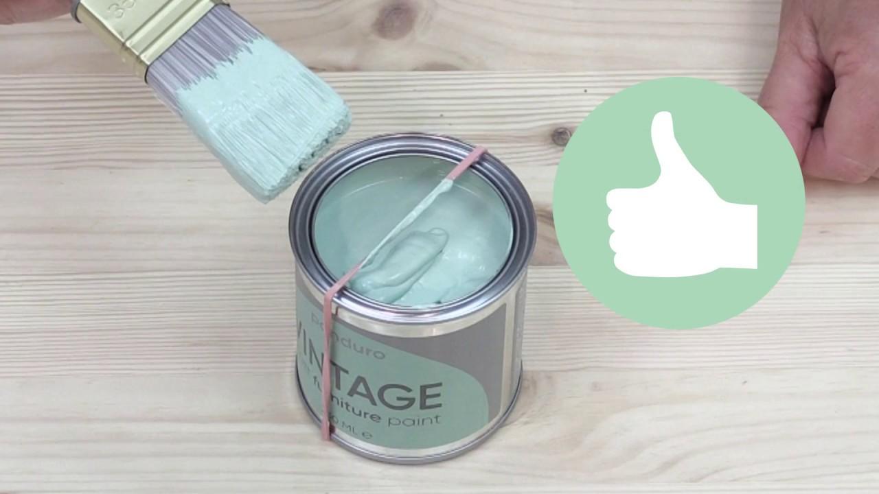 chalk paint panduro
