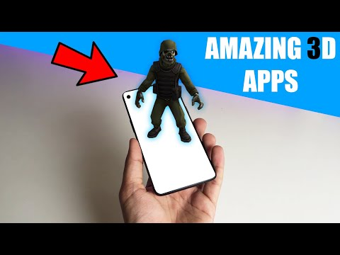Top 5 Best AR Apps For Android January 2019!