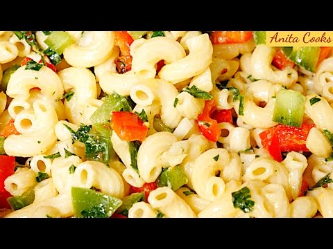 Macaroni Salad without Mayonnaise Recipe