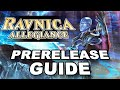 MTG - FULL Ravnica Allegiance Prerelease Guide! Win Your Event!