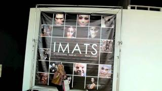 IMATS Toronto 2011 Entrance, Floor and Bloggers Lounge Stills Thumbnail