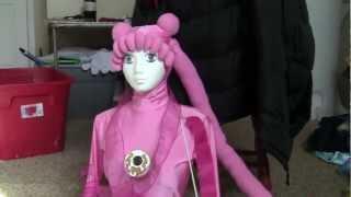 Sailor Moon Transformation/Henshin Cosplay WIP