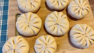 Bánh Bao Nhân Thịt Sốt Dầu Hào | Cooking Cover