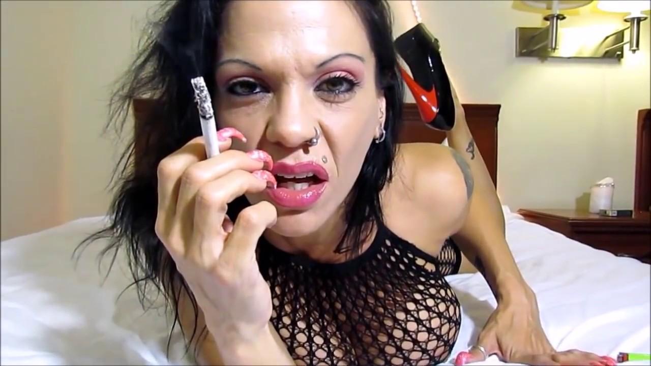 Smoking Fetish - Smoking Turns Me Onmp4 - Youtube-2236