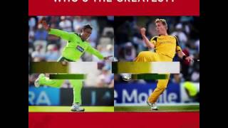 Who is the greatest speed king? Brett lee or Shoaib Akhtar