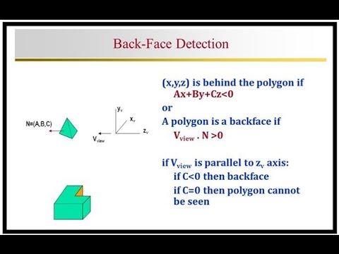 BACK FACE DETECTION(English+Hindi)