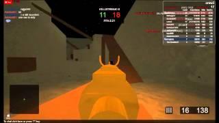 Roblox Battlefield Montage (GOLD HK!)