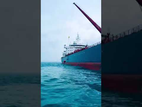 (Video) - Arrival of the first Vessel at the Pinnacle Oil and Gas Offshore/Onshore Terminal Lekki