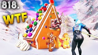 Fortnite Funny WTF Fails and Daily Best Moments Ep.818
