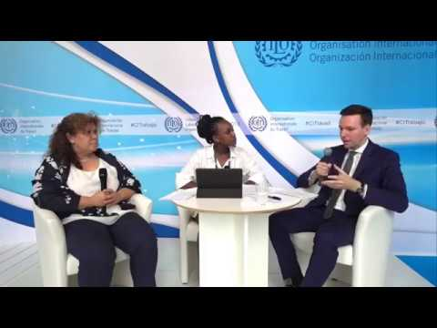 ILO Live: Ask the experts -  How can we meet the youth employment challenge?