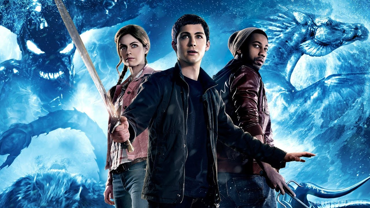 Download Adventure Movie 2020 - PERCY JACKSON: SEA OF MONSTERS (2013) Full Movie HD - Best Adventure Movies