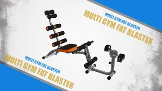 Multi Gym Fat Blaster by Hotbrands Studios