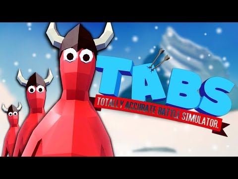 Even MORE Viewer Suggestions LIVE! - Totally Accurate Battle Simulator (TABS) Gameplay - 동영상
