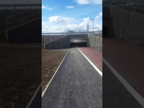 New A10 Underpass to Ely Leisure Village