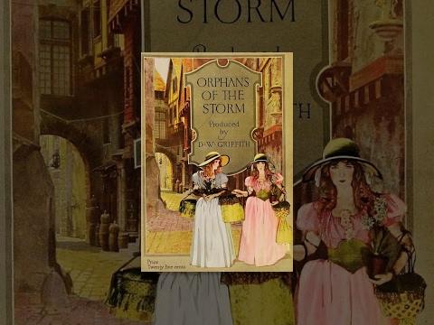 Сиротки бури (1921) фильм